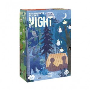 Londji, Night & day in the forrest puzzle