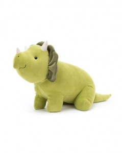 Jellycat, Mellow Triceratops 34cm