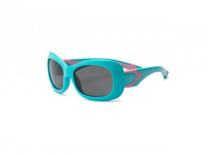 Real Shades, Breeze Polarized Aqua and Pink 4+