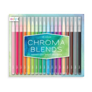 Ooly, Chroma blends
