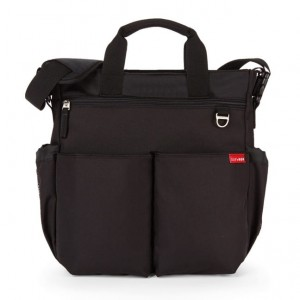 Skip Hop, Torba Duo Signature black